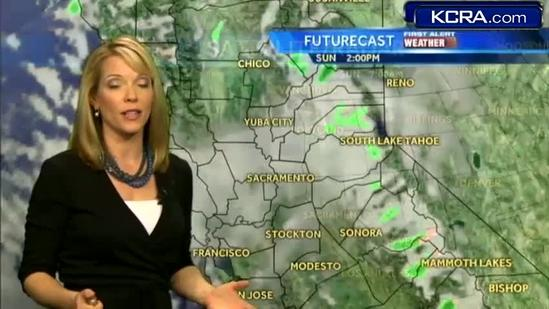 Eileen's Sunday Forecast