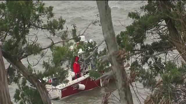 Live Update: 3 killed after vehicle plunges off cliff at Grand Lake