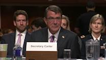 Carter: U.S. only training 60 Syrian fighters
