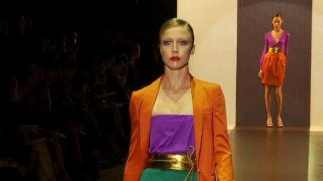 Style.com Fashion Shows - Gucci: Spring 2011 Ready-to-Wear
