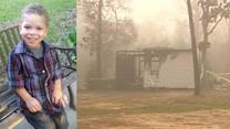 Boy, 3, killed in Magnolia mobile home fire