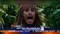 Celebrating National Talk Like a Pirate Day