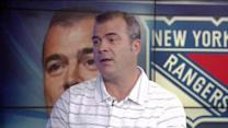 Alain Vigneault discusses the upcoming Rangers season