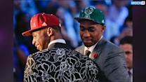 2014 NBA Draft 1st Round Rookie Salaries Projections
