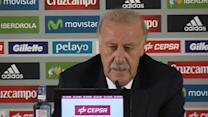Spain reach World Cup finals but del Bosque says campaign was anything but straightforward