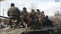 Separatists Take Armor From Ukraine Forces