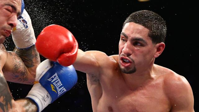 Boxer Danny Garcia Discusses Rod Sulka & His Future