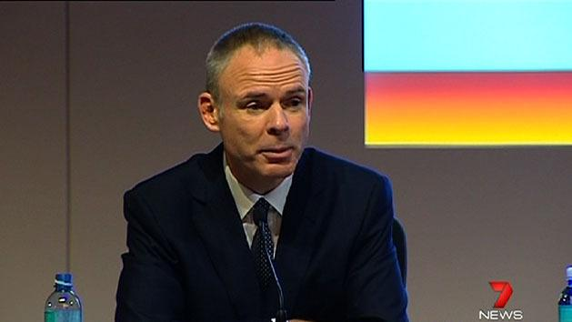 BHP boss to step down