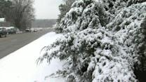 About half an inch of snow blankets Bartlesville (6pm report)