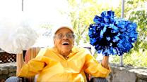 Meet a 101-Year-Old Cheerleader Who Still Has Plenty to Cheer About