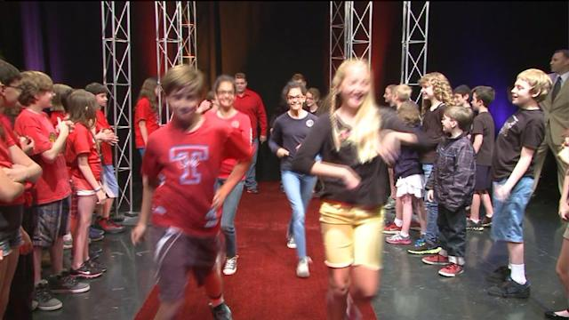 Highcrest Middle School sets record for most twins