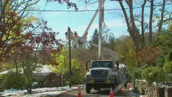 Greenburgh residents frustrated without power