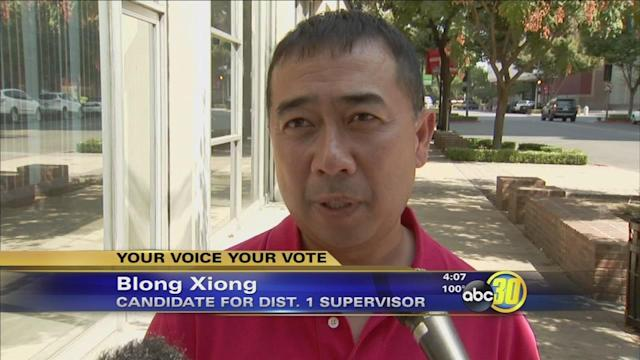 Blong Xiong announces run for Fresno County Board of Supervisors