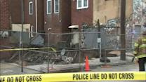 South Street residents evacuated after wall collapse
