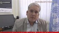 UN Official Breaks Down as He Discusses Gaza Crisis