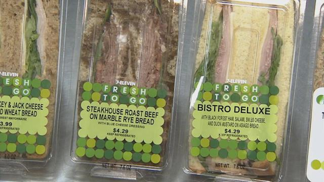 7-Eleven offering healthier food options