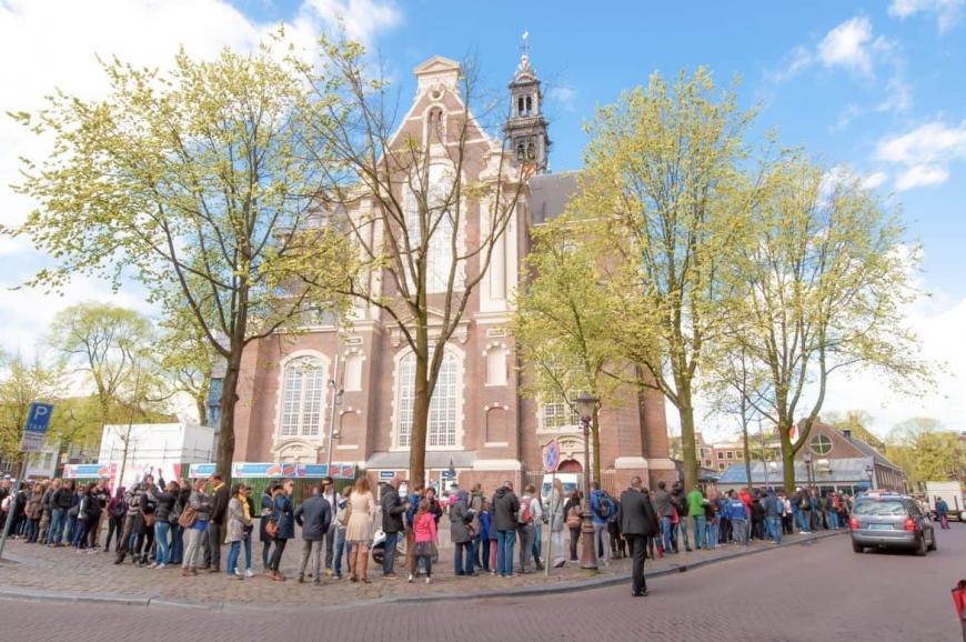 希望與絕望的秘密小屋:阿姆斯特丹安妮之家