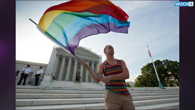 Huge Advances For Gay Marriage In An Eventful Year
