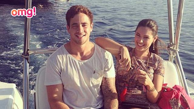 Kelly Brook and Danny Cipriani split over alleged cheating