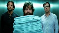 Hangover 3 reaches top spot on UK Box Office