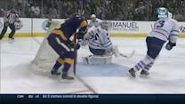 Gaborik cleans up the rebound on doorstep