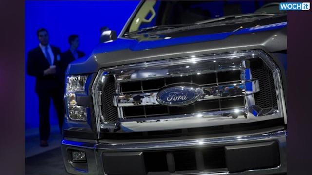 Ford Q4 Earnings $1.27 Billion, Capping One Of 'best Years Ever'