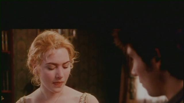 EXCLUSIVE: Kate Winslet's screen test for 'Titanic'