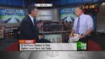 Cramer: Are pipeline stocks done taking a beating?