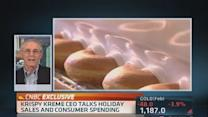 Krispy Kreme CEO: Demand is there, need to execute approp...
