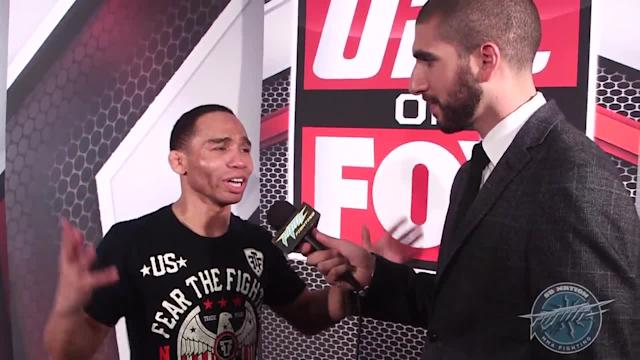 John Dodson wanted to prove he's a 'badass' and still the best flyweight
