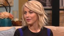 Julianne Hough Discusses Fight To Land 'Safe Haven' Role