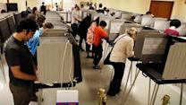 Did religious voters turn out to vote on Election Day?