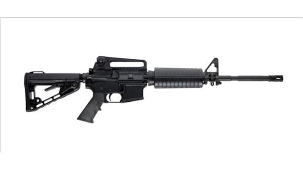 Chester County sheriffs to auction off AR-15 rifle