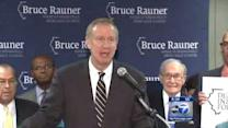 Some African American voters drop Democratic roots for Rauner
