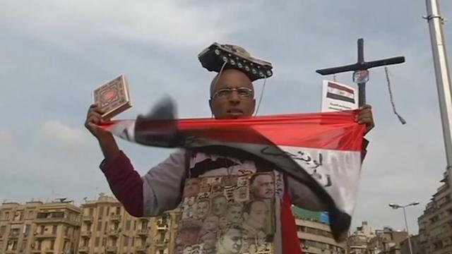 Egyptians prepare for controversial constitutional referendum vote