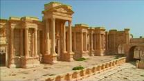 Islamic State destroys part of ancient Syrian temple