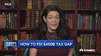 How to fix the $450B tax gap