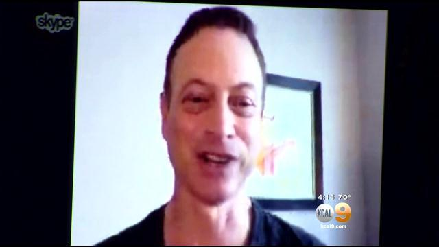 Actor Gary Sinise Joins Effort To Help Wounded Veteran In Lancaster