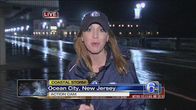 Annie McCormick reports from Ocean City