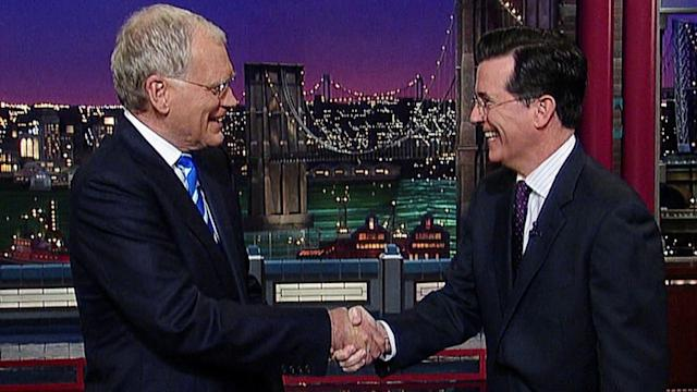 What Naming Colbert Letterman's Successor Says About TV Now