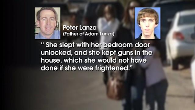 Lanza Father: My Evil Son Would Have Killed Me