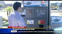 San Diegans cope with high gas prices
