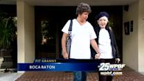 Boca Raton woman, 101, says exercise keeps her young