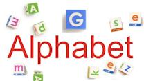 Shares of Alphabet, the new Google, rise slightly in early trade