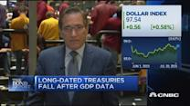 Big picture for GDP:Santelli