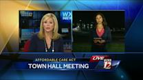 Town Hall meetings over Obamacare