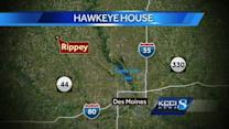 The story behind this Hawkeye house