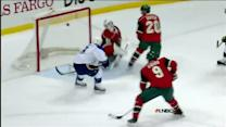 Steen sets up Schwartz for shorthanded score