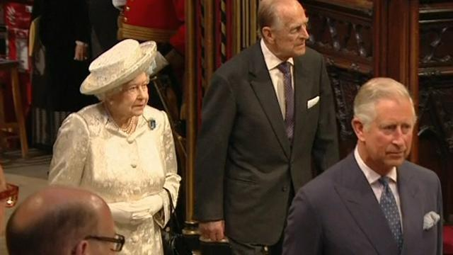 Britain celebrates 60th anniversary of Queen Elizabeth's crowning