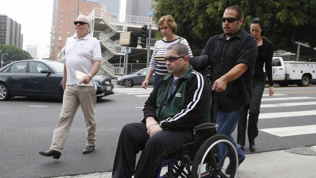 Verdict reached In suit over Giants fan beating